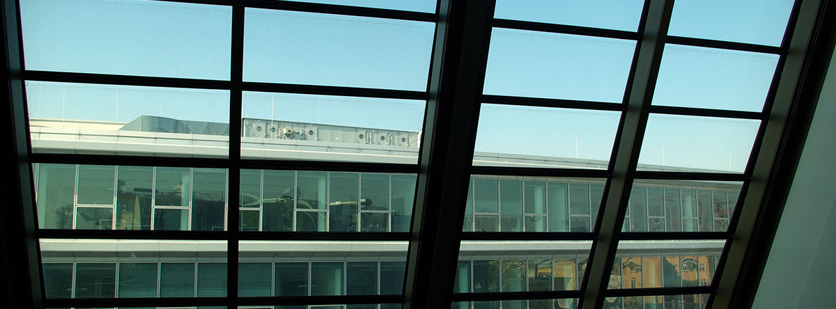 Dachfassade Rosenthaler Straße